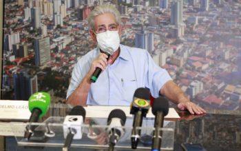 Justiça determina que TV Vitoriosa indenize prefeito Odelmo Leão