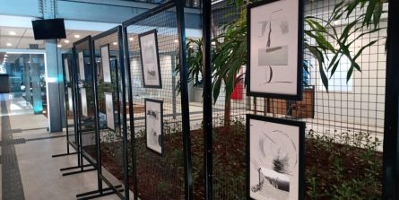 Dmae recebe exposição artística 'Sêde'