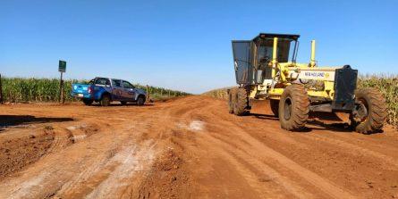 Programa Buriti atende 11 propriedades rurais com ações de prevenção à erosão nos últimos dois meses